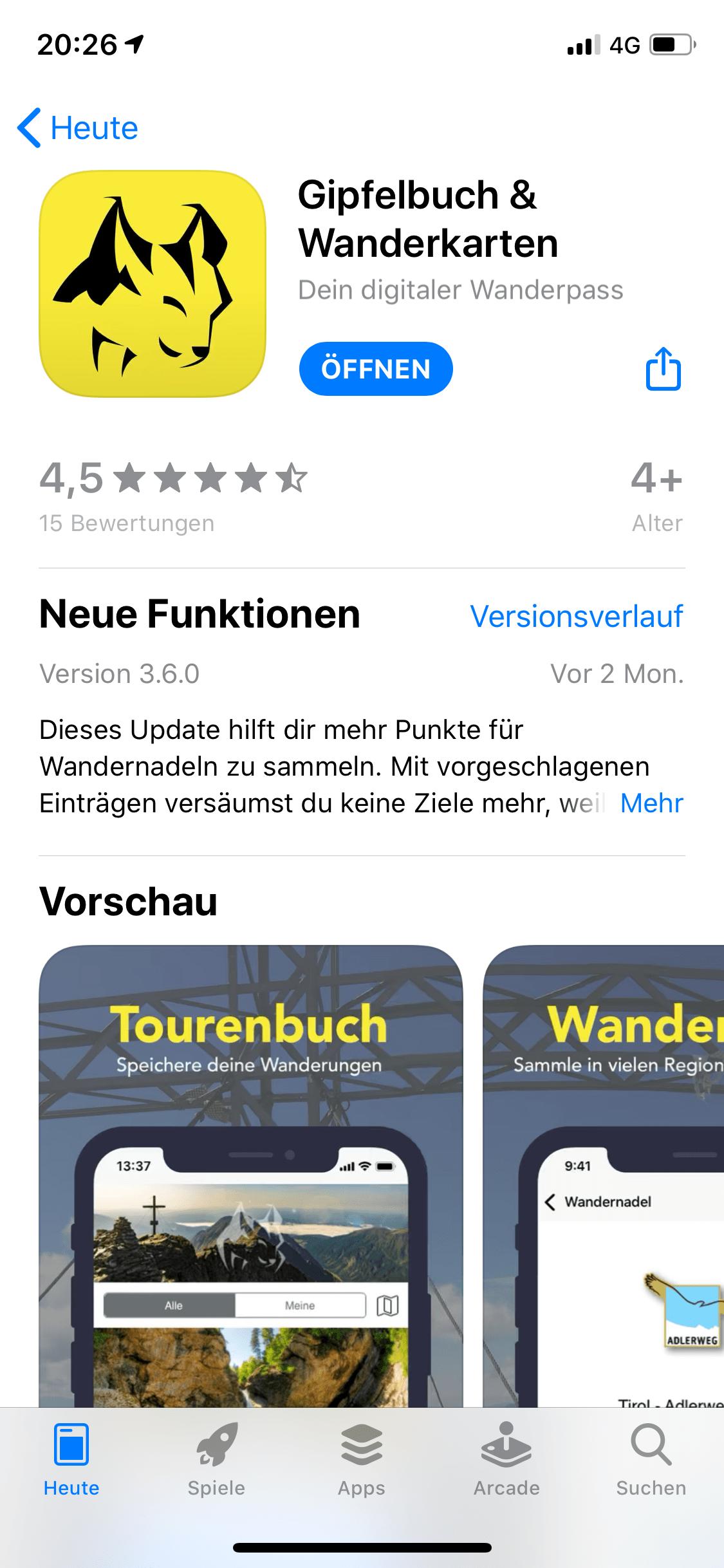 SummitLynx im App Store